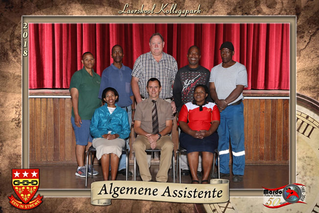 Algemene-Assistente